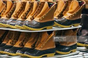 The Duck Boot shortage - Photo