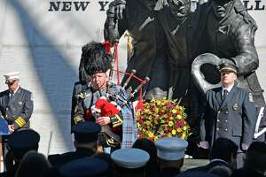 Photos: Fallen Firefighters Memorial in Albany - Photo
