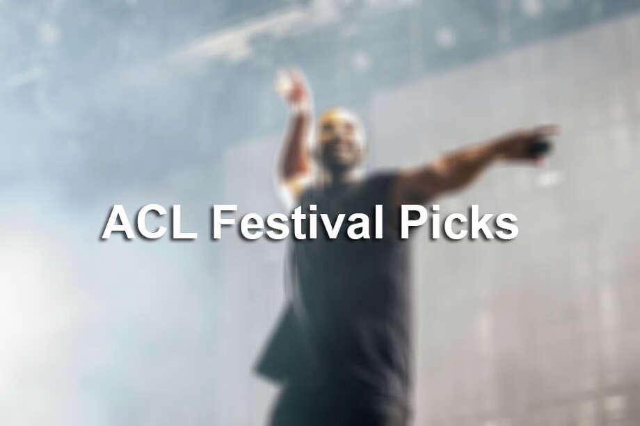 If you are heading to Austin for the second weekend of the Austin City Limits Music Festival, here are eight acts you shouldn't miss. Photo: Rick Kern, Getty Images / 2015 Rick Kern