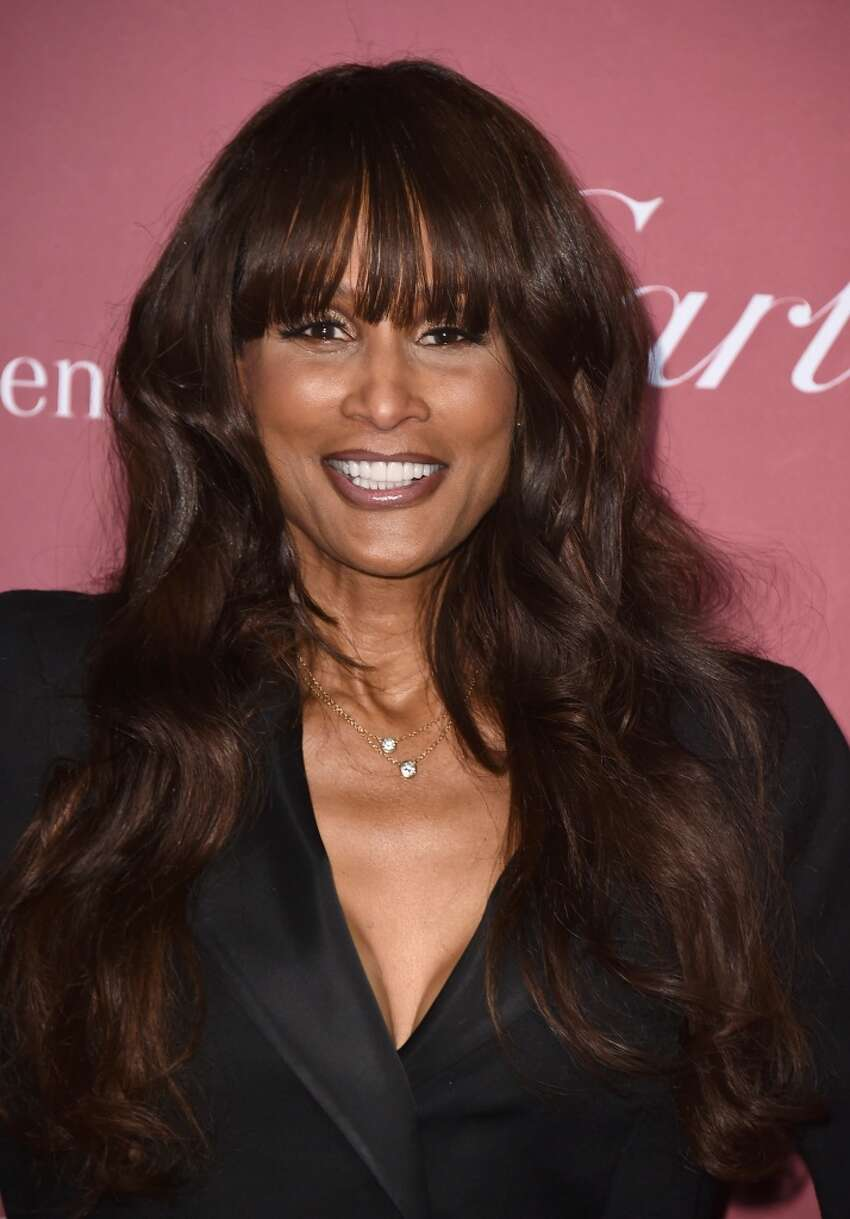 In this Jan. 3, 2015 file photo, Beverly Johnson arrives at the 26th annual Palm Springs International Film Festival Awards Gala in Palm Springs, Calif. More than a dozen of Bill 27 of Cosby's accusers, including model Johnson, will have their say in a 'Dateline NBC' special. (Photo by Jordan Strauss/Invision/AP, File)