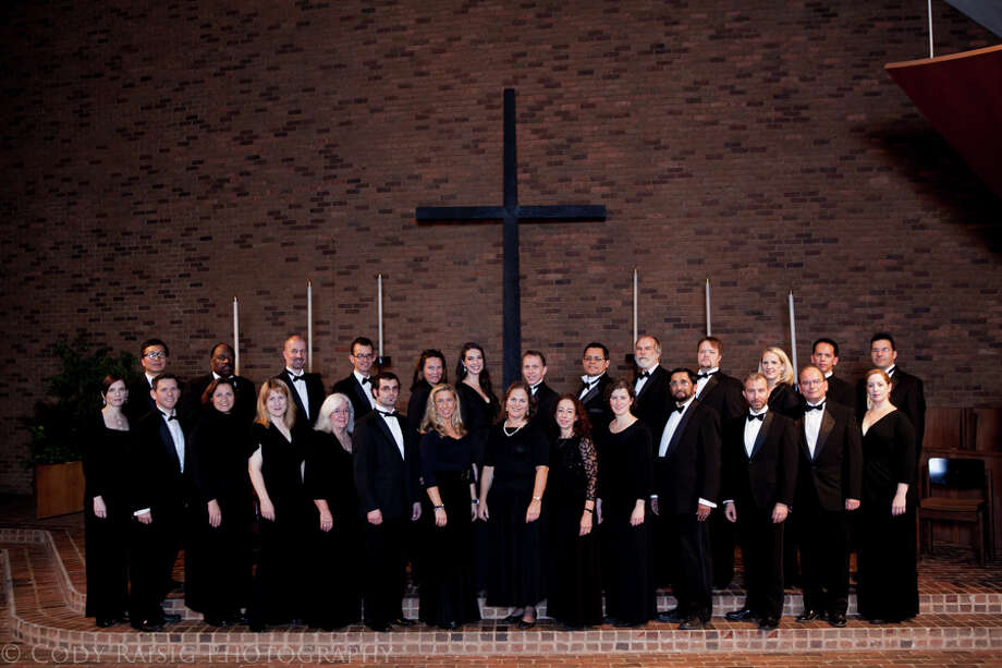The Pro Arte Singers open their 43rd season Saturday, Oct. 24, at the First Presbyterian Church of New Canaan, 178 Oenoke Ridge Road. Photo: Cody Raisig Photography / Contributed Photo / Cody Raisig