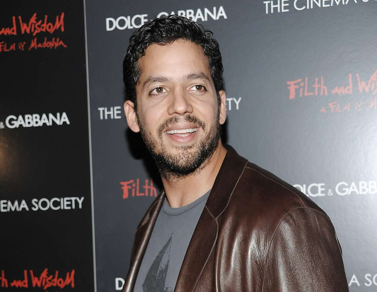 David Blaine - On Oct. 19, former model Natasha Prince claimed Blaine raped her. Blaine's spokesperson denies the claim.