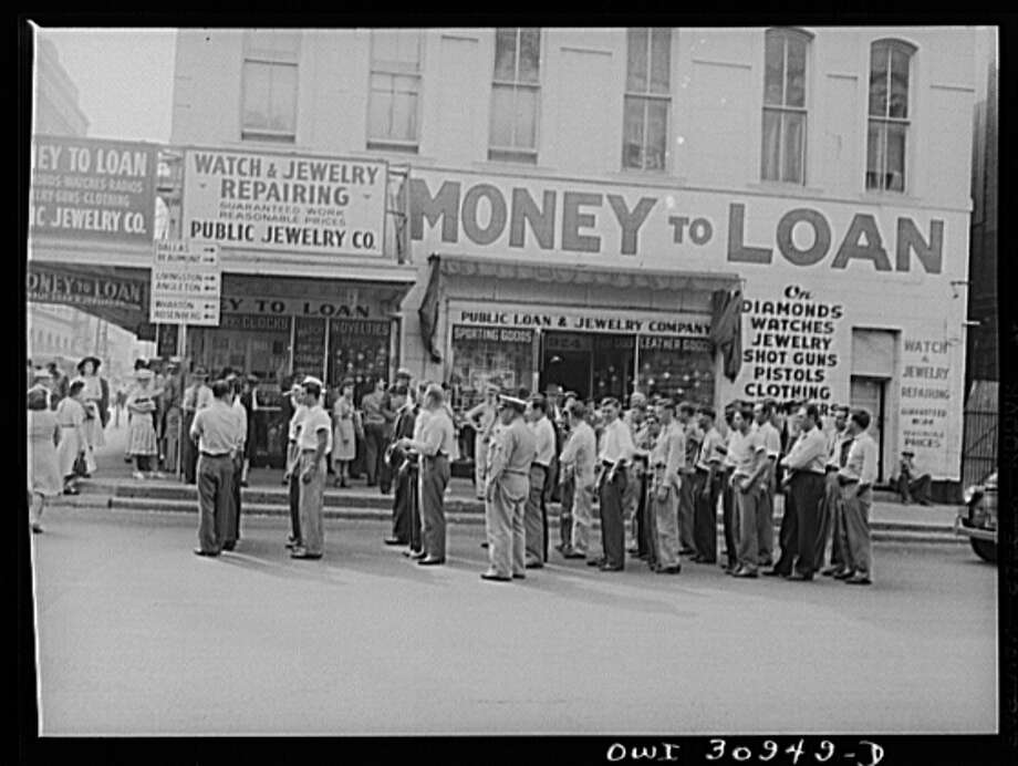 Houston & Harris County during the Great Depression (1935-1945)Throughout the Great Depression, the  United States Farm Security Administration and Office of War Information captured and collected more than 170,000 photos like these showing how average Americans were living through the Great Depression. Photo:  United States Farm Security Administration And Office Of War Information