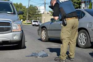 Victim stabbed on Albany's North Manning Boulevard - Photo
