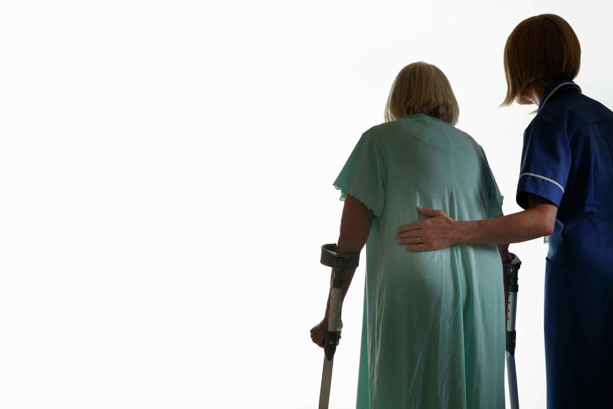 A national study found that 15 percent of elderly in residential care facilities are injured in falls each year.