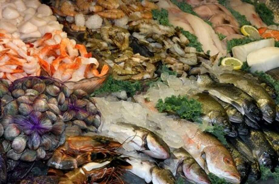 Angie's at Aqua Fish Market, student run at the Aquaculture School Photo: Contributed / Contributed / Connecticut Post