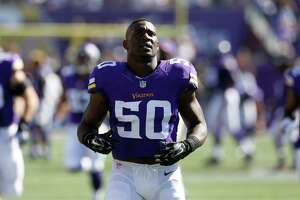 Source: 49ers acquire LB Hodges from Vikings - Photo