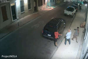 Caught on video: 2 women beat down man in NOLA's French Quarter - Photo