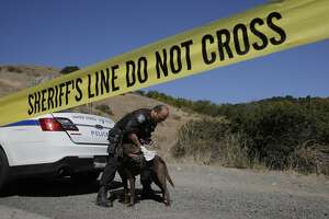 Wife of hiker shot dead on Marin County trail 'beyond devastated' - Photo