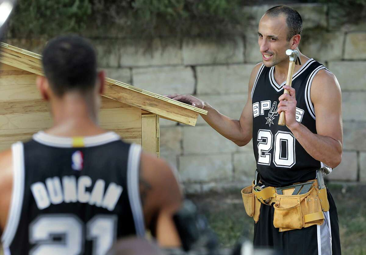 8. Manu is back For a time, it truly looked like Manu had run out of desire. The 37-year-old Ginobili has been throwing his body around recklessly for 13 seasons, and it took much deliberation this Summer for him to realize home, at least for one more season, wasn't Argentina, it was in San Antonio.