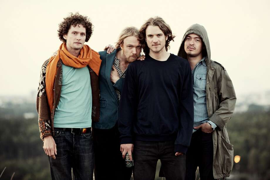 Members of the Swedish psych rock band Dungen, which will perform at the Chapel in San Francisco on Friday, Oct. 23. Photo: Dungen-music.com