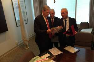 Stamford gains another sister city, this time Rose, Italy - Photo