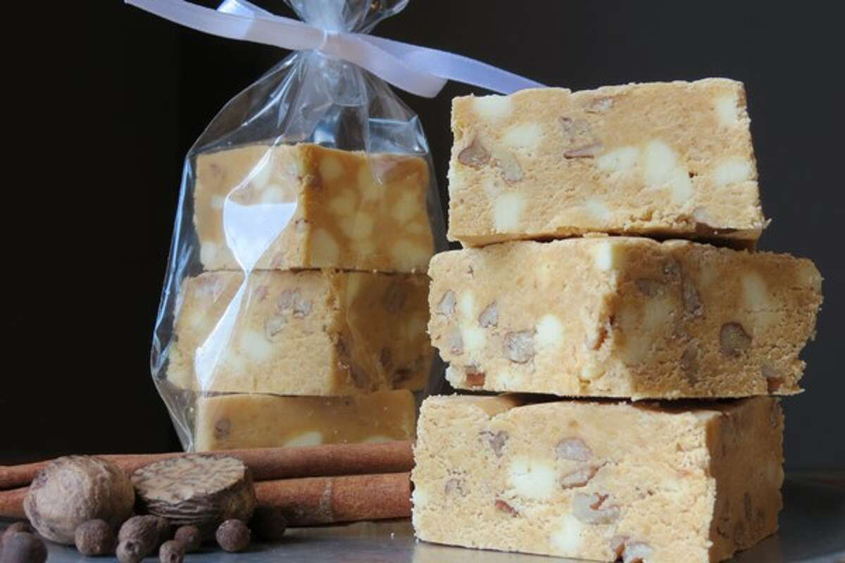 End your holiday meal with Pumpkin Fudge. It is $14 per pound. 3414 Washington, 832-834-4417