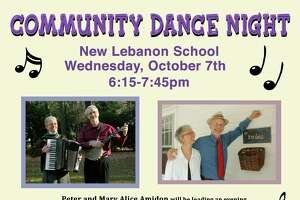 Community dance set for Wednesday night at New Lebanon - Photo