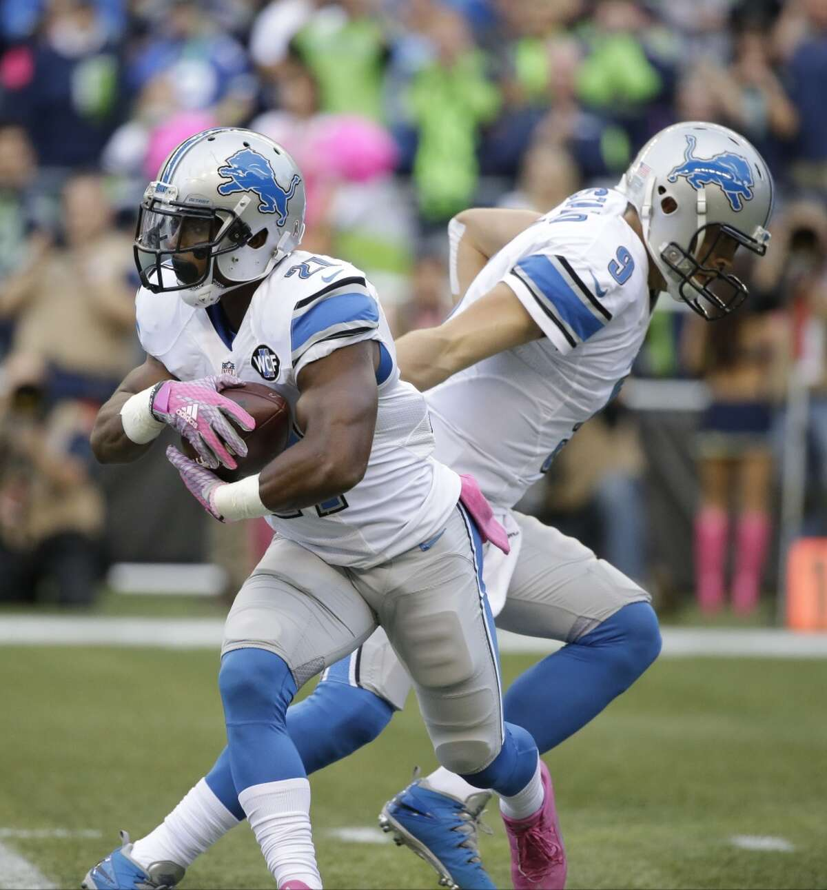32. Detroit Lions (0-4) Last week: 30 The Lions were robbed of their first win by the officials in Seattle. They'll try to bounce back at home against Arizona.
