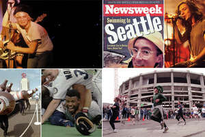 Before it got all serious about cash-blasting disruptive innovation, Seattle was a cultural phenomenon. Here's some of the best (or most memorable) bits about Seattle in the 90s.