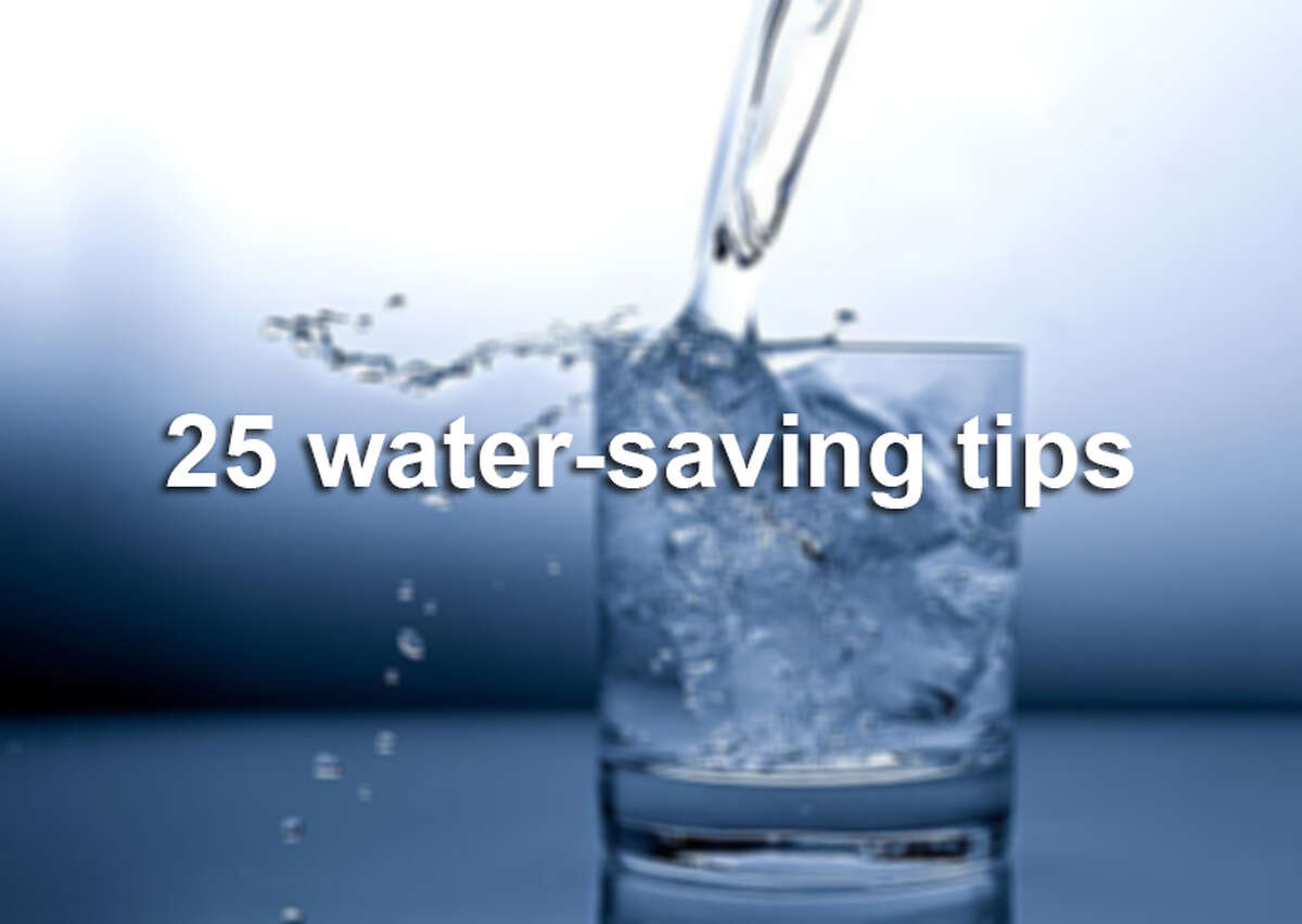 Water is a precious resource. Here are 25 ways you can conserve.