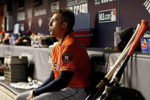 Live: Astros take on Yankees in AL wild-card game - Photo