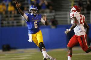 Capsule preview of San Jose State's game at UNLV - Photo