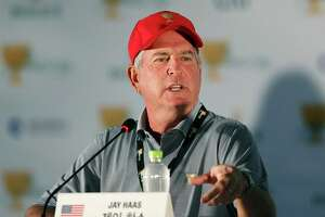 Number of matches stirs debate at Presidents Cup - Photo