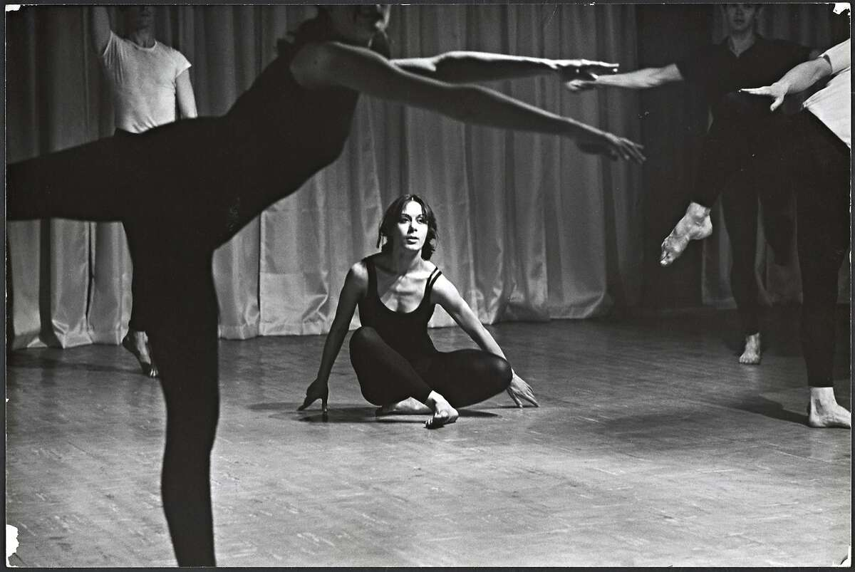 """A scene from """"Feelings Are Facts: The Life of Yvonne Rainer."""""""