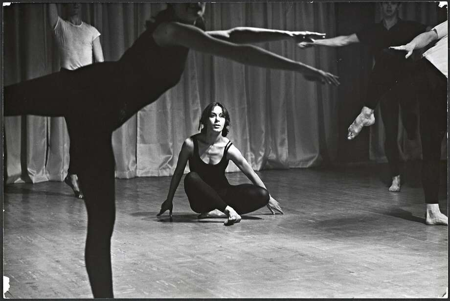 "A scene from ""Feelings Are Facts: The Life of Yvonne Rainer."" Photo: S.F. Dance Film Festival"