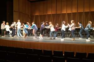 'Grease' is the word for GHS students in new auditorium - Photo