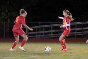 Masuk girls soccer team beat Stratford - Photo