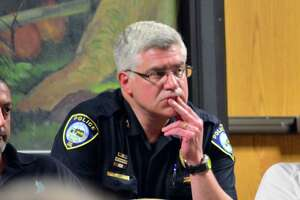 Darien's chief statement on officers' arrests - Photo