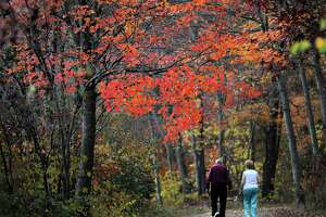 Where the peak fall foliage is this weekend - Photo