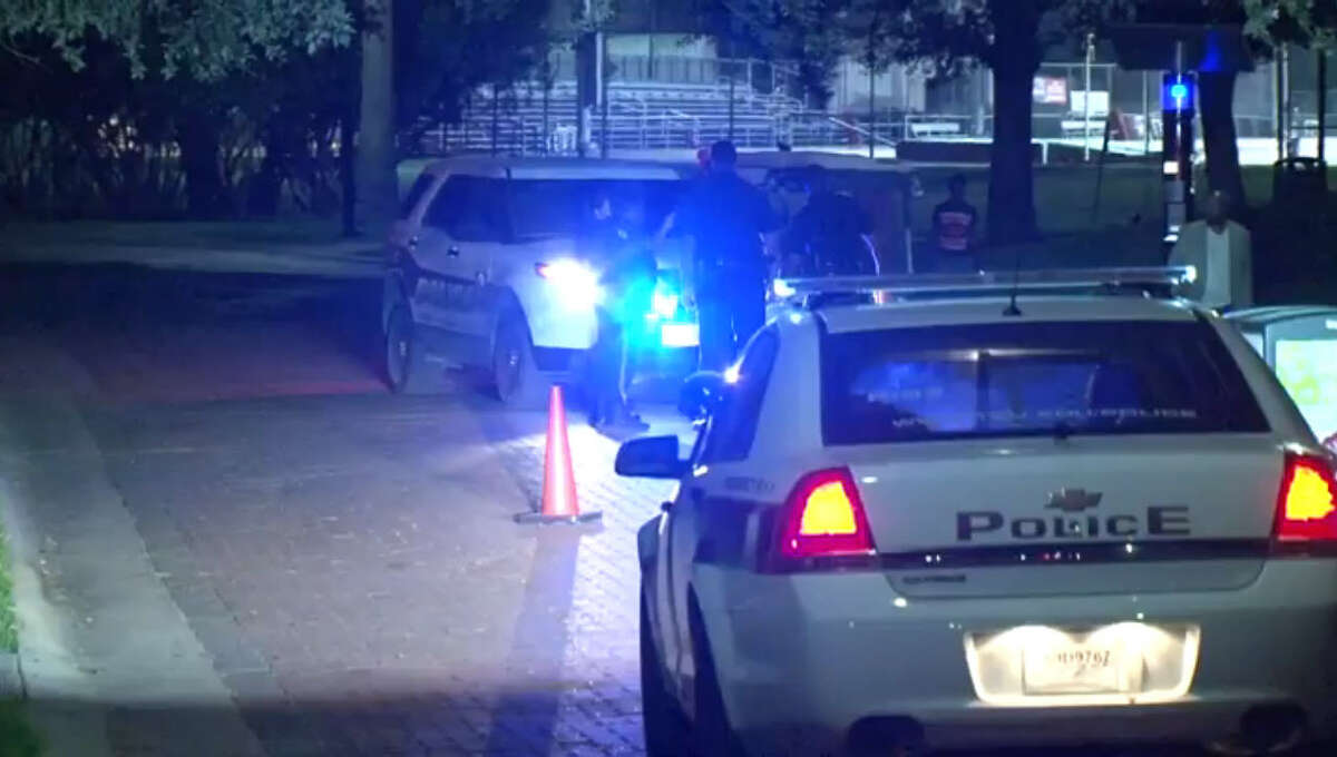 One person was shot on Texas Southern University campus Tuesday night when an argument broke out after an event at the museum.