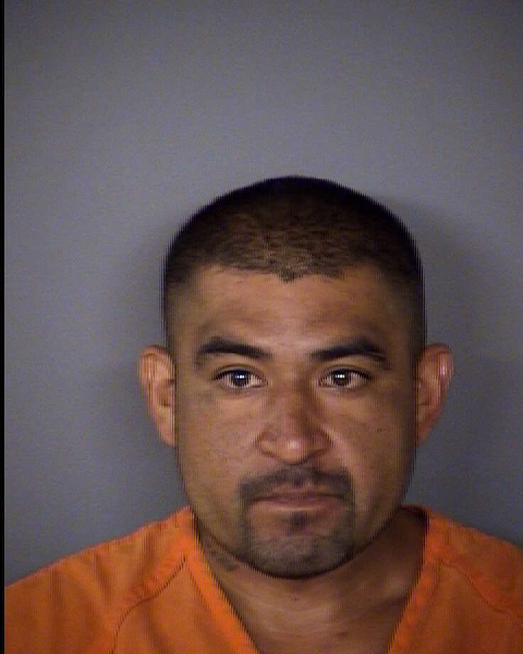 Ramon Gomez III, also known as Raymond Gomez, faces a charge of aggravated assault after allegedly shooting his girlfriend in the back of the head, according to police. Photo: Bexar County Sheriff's Office