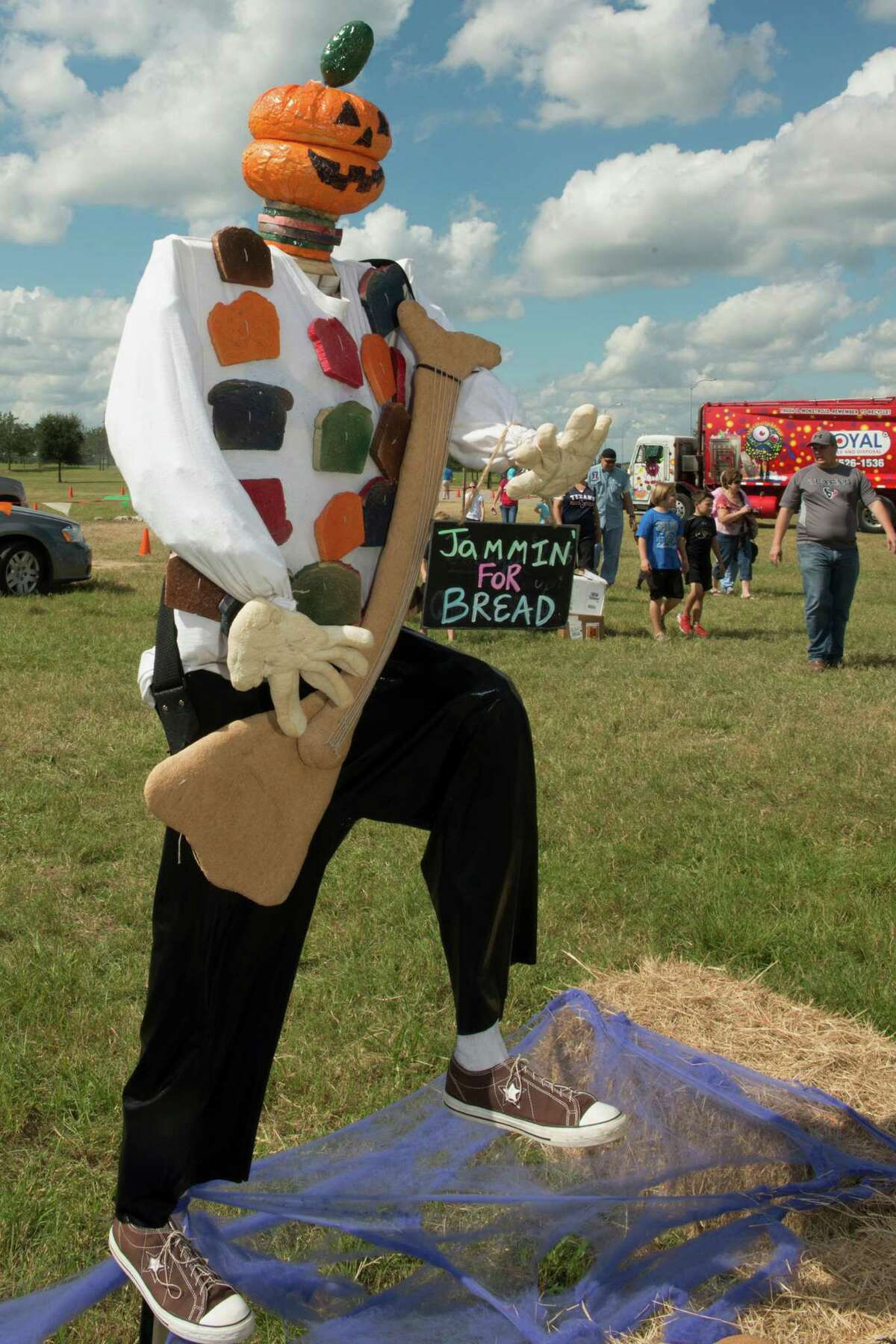 The Fulshear Scarecrow Festival returns to Cross Creek Ranch 11 a.m. to 4 p.m. Saturday, Oct. 17. This year's theme is