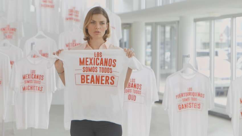 Tide Laundry Detergent is hoping their cleansing power will help in the effort to #WashAwayLabels given to the Latino community.