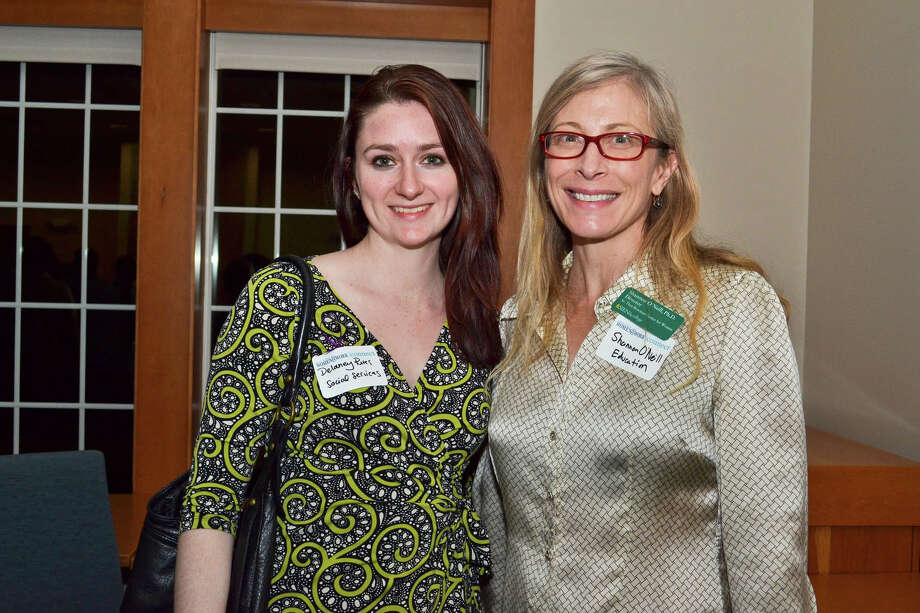 Were you Seen at the Women@Work Meet and Mentor event at Siena College's Snyder Hall in Loudonville on Tuesday, Oct. 6, 2015? Photo: Colleen Ingerto