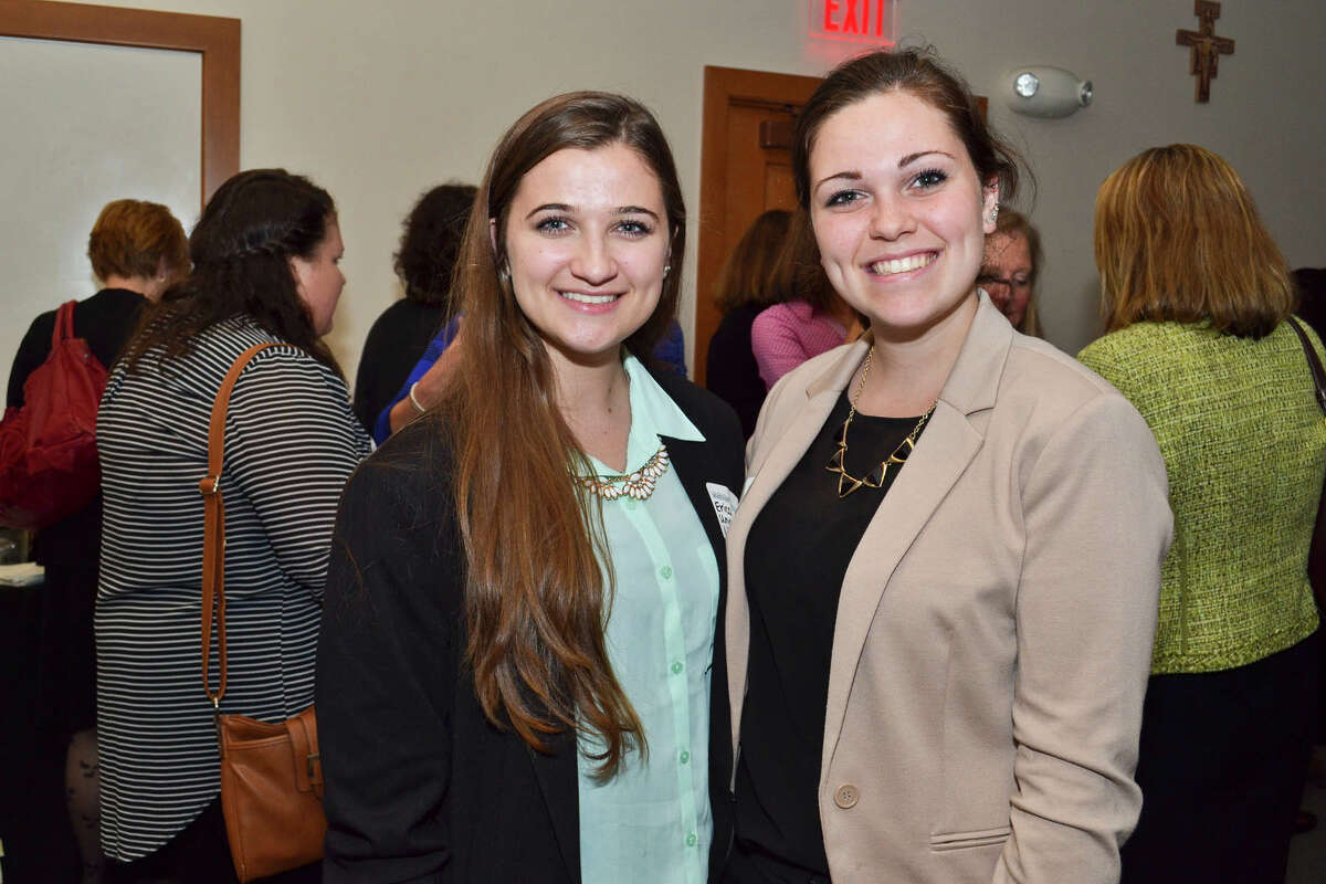 Were you Seen at the Women@Work Meet and Mentor event at Siena College's Snyder Hall in Loudonville on Tuesday, Oct. 6, 2015?