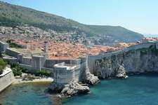 """Dubrovnik's fortifications are familiar to many as King's Landing in the hit TV show """"Game of Thrones."""""""