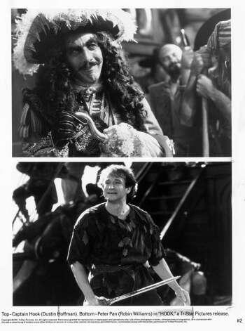 Hook (1991) Leaving Netflix July 31 Photo: TriStar Pictures, Inc. C1991 / handout