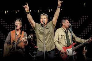 Rascal Flatts Riot Tour 2015 comes To Mohegan Sun Arena Saturday, Oct. 10 - Photo
