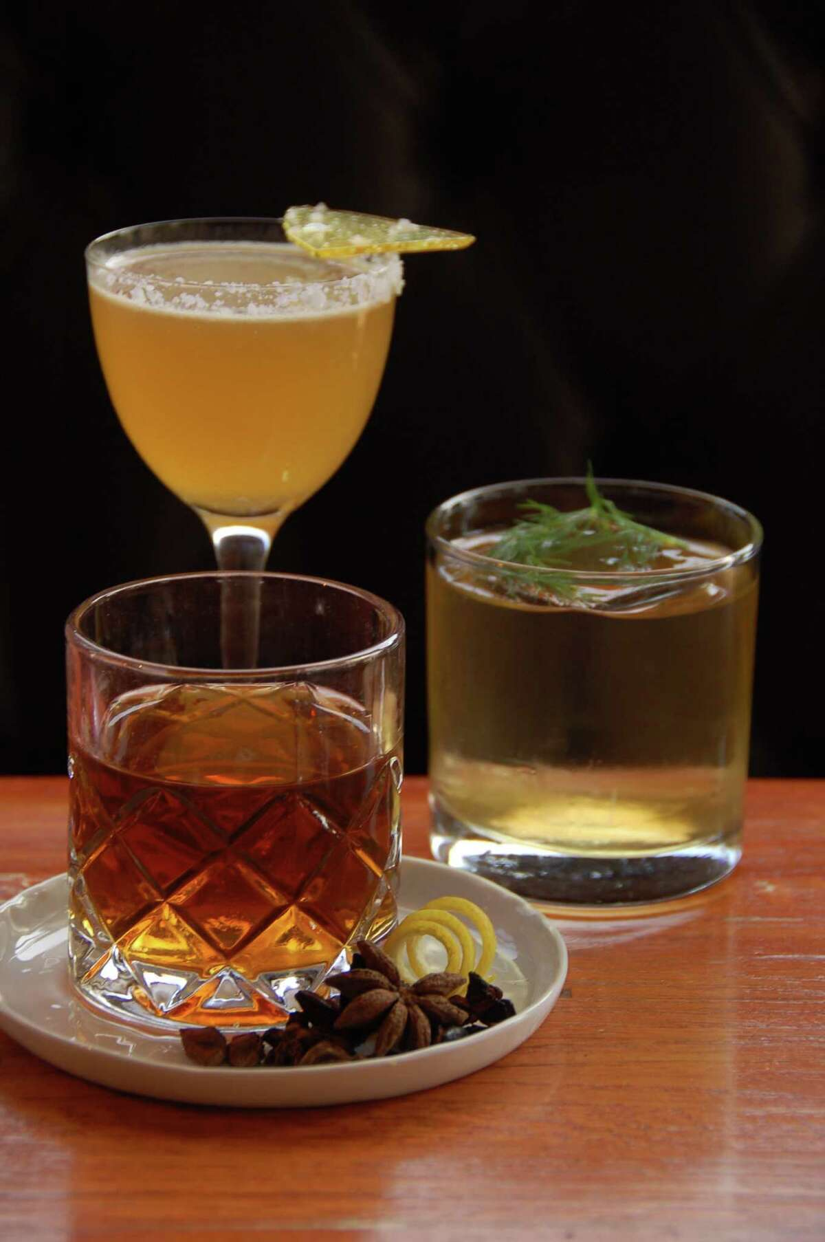 Anvil Bar & Refuge is launching a new fall menu on Oct. 5 featuring seven new seasonal cocktails that owner Bobby Heugel calls the bar's most ambitious menu yet.