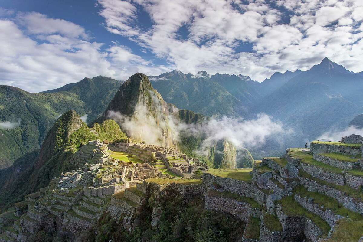 3. Machu Picchu, Peru Why: