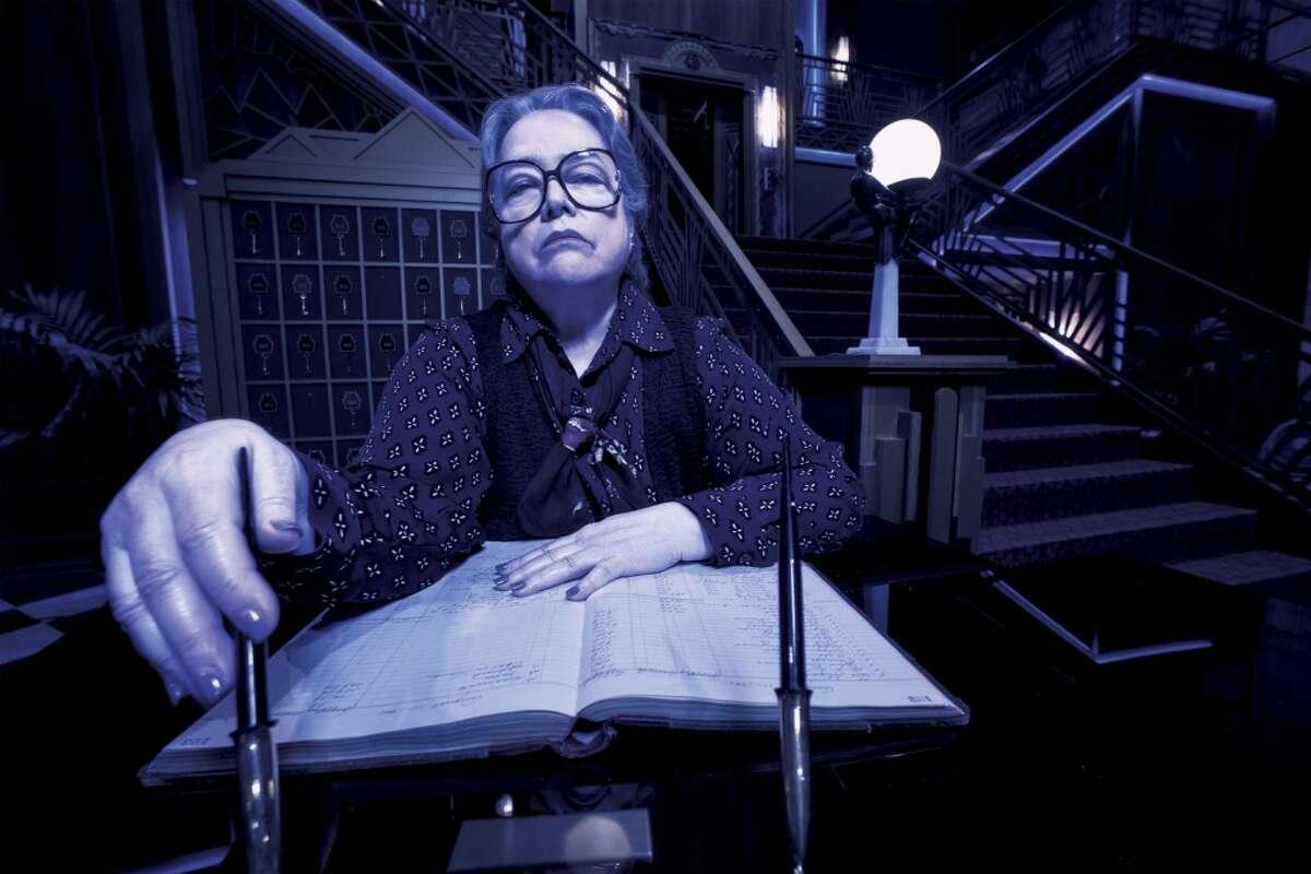 Pictured: Kathy Bates as Iris. CR: Frank Ockenfels/FX