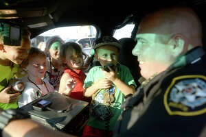 Local families join in National Night Out event - Photo