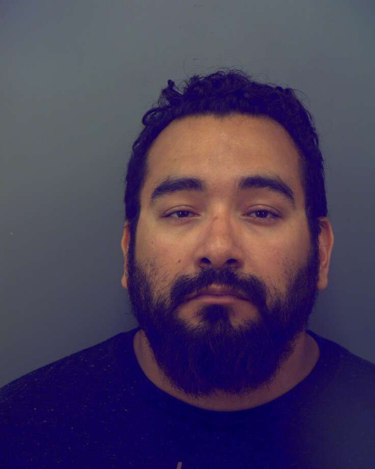 Joshua Angel Nunez, a 31-year-old former employee at a Whataburger in El Paso, is accused of robbing the restaurant with a machete on Friday, the El Paso Police Department said. Photo: El Paso Police Department