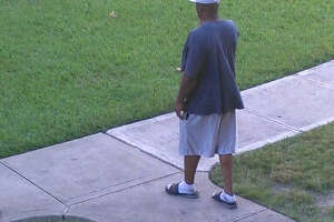 Flasher who exposes self to children wanted in southeast Harris County - Photo
