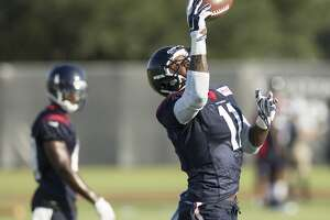 Texans rookie receiver Jaelen Strong: 'I'm ready to … do what I'm coached to do' - Photo