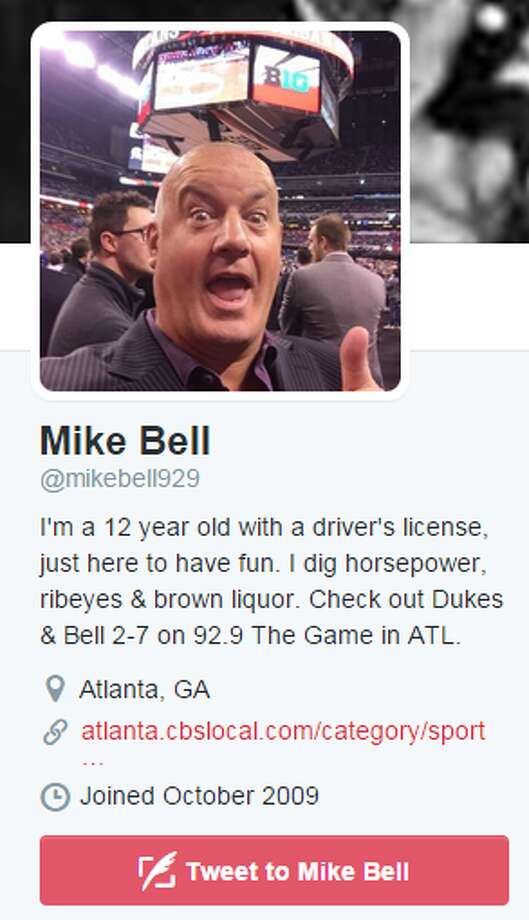 "Bell describes himself as a ""12 year old with a driver's license."" That's an insult to the intelligence of every 12-year-old around the world."