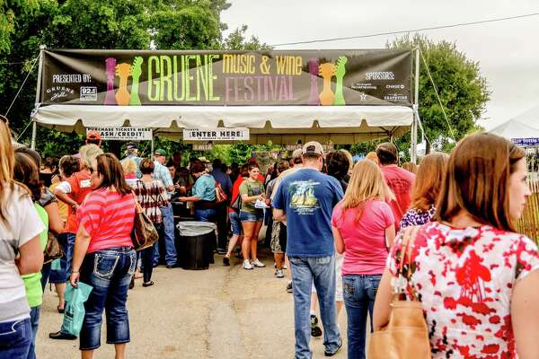 The Gruene Music & Wine Fest