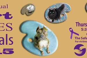 Event Protects Pets and Domestic Violence Victims - Photo