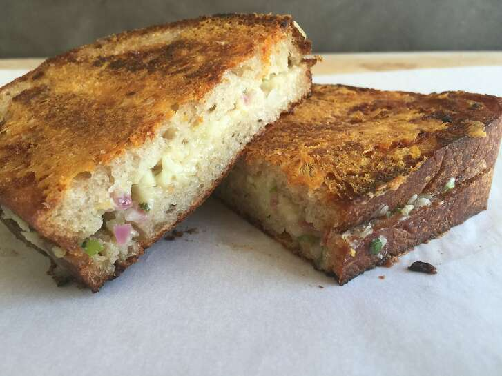 The Diva of Grilled Cheese, a la Ruth Reichl